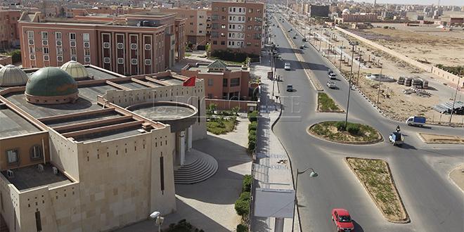 Laâyoune : Phosboucraâ repense la ville