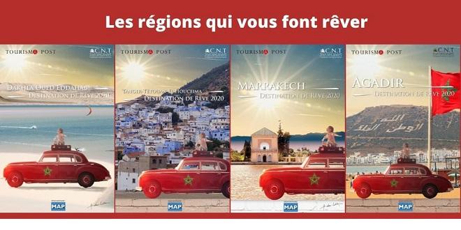 Déconfinement: Les 4 régions qui font rêver les Marocains