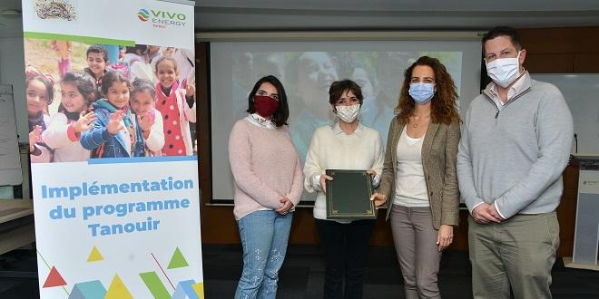 Développement personnel: Vivo Energy s'engage dans le rural
