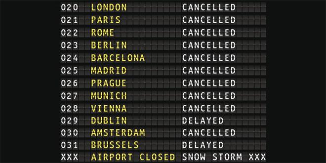 Grève nationale en Belgique: Brussels Airlines supprime deux tiers de ses vols