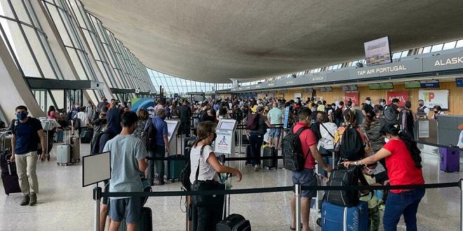 Voyageurs internationaux: Les Etats-Unis lèvent les restrictions