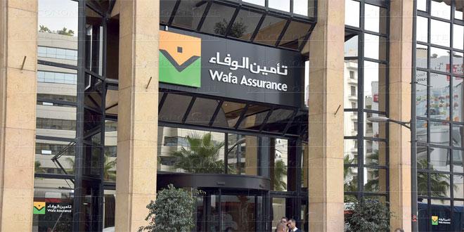 Wafa Assurance: Repli du chiffre d'affaires