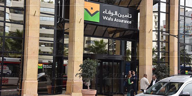 Wafa Assurance: Le C.A en repli au 1er trimestre