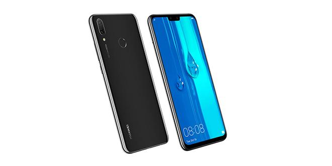 Huawei lance son Y9 Prime 2019
