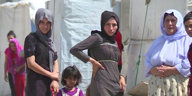 La France accueille des femmes yézidies victimes de Daech