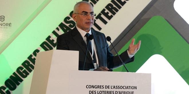 Association des loteries d'Afrique : Younes El Mechrafi réélu SG