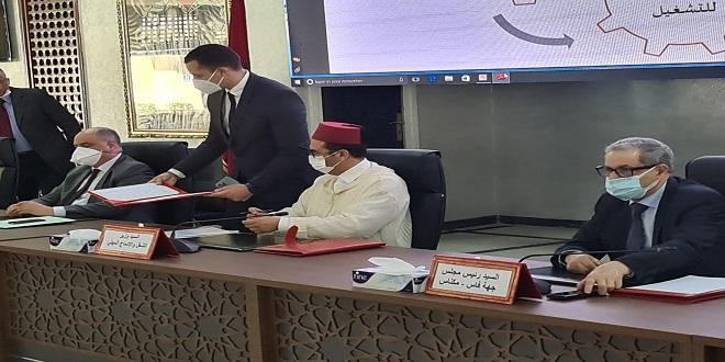 Fès-Meknès: 402 millions de DH pour promouvoir l'emploi et l'insertion professionnelle