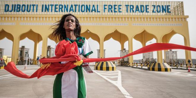 La plus grande zone franche d'Afrique à Djibouti ?